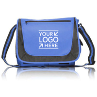 Messenger Bag With School Logo