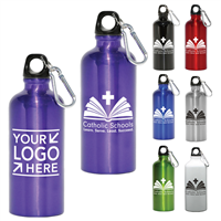 Aluminum Bottle 22 Oz. w/ CSW or Your School Logo