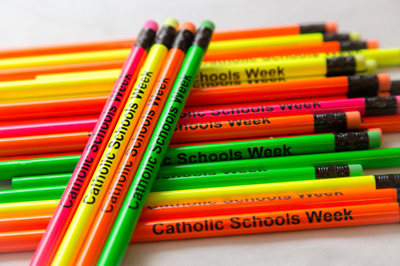 Neon Pencils With CSW
