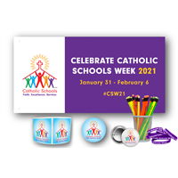 Catholic Schools Week Small Spirit Kit