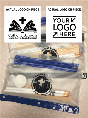 Deluxe School Kit With Pencil Pouch w/CSW or YSL
