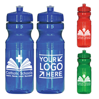Ultra Lite 25 oz. Sports Bottle w/CSW or YSL