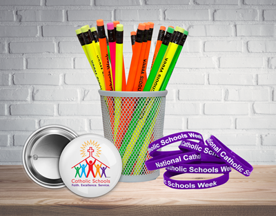 Catholic Schools Week Student Spirit Kit