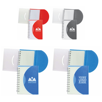 Pocket Notebook w/ CSW or Your School Logo