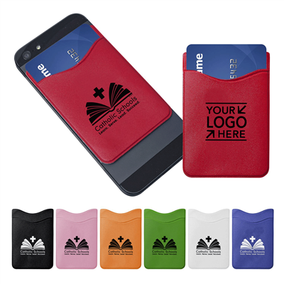 Cell Wallet w/ School or CSW Logo