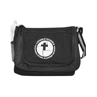 Messenger Bag With CSW Logo